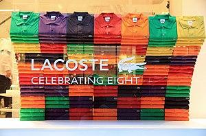 Lacoste - 5th Avenue, NYC, 2013