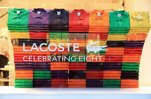 822dd03797c48d Lacoste - Wikiwand