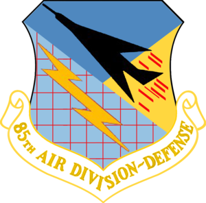 85th Air Division - Image: USAF 85th Air Division