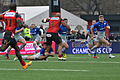 USO - Saracens - 20151213 - Marcelo Bosch tackling Soane Tonga'uiha.jpg