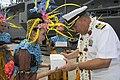 USS Blue Ridge arrives in Jakarta. (9043148393).jpg
