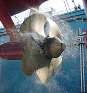 USS Churchill propeller cropped