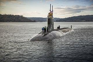 USS <i>Connecticut</i> (SSN-22)