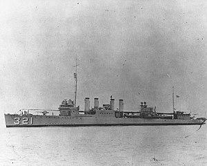 USS Marcus (DD-321)