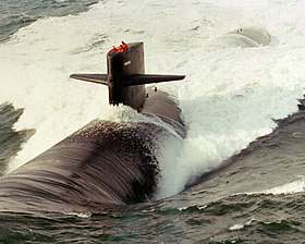 Image illustrative de l'article USS New York City (SSN-696)