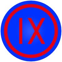 US IX Corps SSI.png