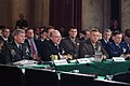 US Navy 040210-N-2383B-021 Adm. Vern Clark, Chief of Naval Operations (CNO), gives testimony to members of the Senate Armed Services Committee.jpg