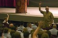 US Navy 050829-N-7293M-038 Chief of Naval Personnel Vice Adm. Gerald Hoewing speaks with Naval Base Guam-based Sailors about upcoming changes the Navy is planning.jpg