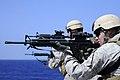 US Navy 090921-N-4399G-131 Marines from Fleet Antiterrorism Security Team Pacific practice target shooting.jpg