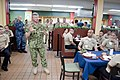 US Navy 100819-N-5539C-006 Master Chief Petty Officer of the Navy Rick West talks to Sailors assigned to U.S. Naval Hospital Guam about Navy current events.jpg