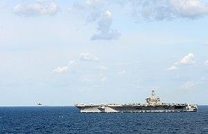 US Navy 120120-N-GZ832-987 USS Carl Vinson conducts flight ops.jpg