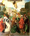 Uffizi Crucifixion - Master of the Virgo inter Virgines.jpg