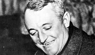 Alfa Romeo Pomigliano d'Arco plant - Ugo Gobbato (1888–1945) was the first director.