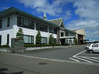 human settlement in Japan