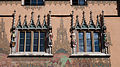 Ulm Marktplatz 1 Rathaus Prunkfenster von Meister Hartmann 2011 09 14.jpg