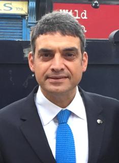 Umut Oran Turkish politician