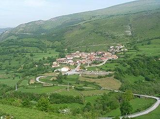 Tudanca - View of Tudanca.