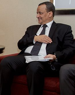 United Nations Special Envoy for Yemen Ismaïl Ould Cheikh Ahmed (28930591100).jpg