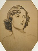 Unity Mitford by William Acton