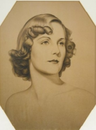 Unity Mitford - Image: Unity Mitford by William Acton