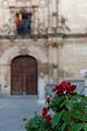 Universidad de Alcalá de Henares, jardines de la plaza.jpg