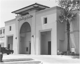 Sterling Bank (Texas) Texas bank