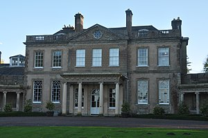 Upton House, Dorset - Upton House