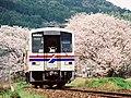 Uranosaki-station of spring1 Saga,JAPAN.jpg