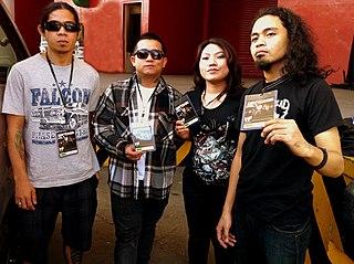 Urbandub Filipino rock band
