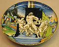 Urbino, piatto col gruppo del laocoonte.JPG