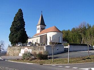 Urdès - The church of Saint-Barthélémy