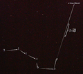 Ursa Major, Ursa Minor and Polaris.png