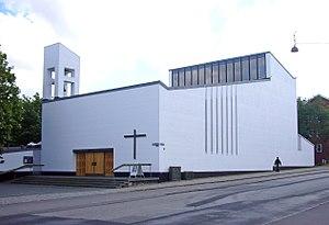 Utterslev - Utterslev Church, Copenhagen