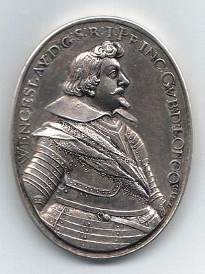 Václav Eusebius František, Prince of Lobkowicz - Image: Václav Lobkovicz medal av