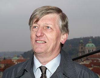 Václav Riedlbauch - Image: Václav Riedlbauch nad Prahou 2009