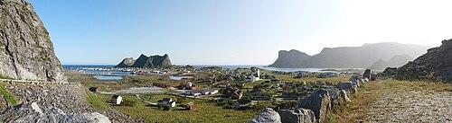 Sørland panorama