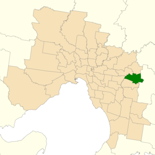 Electoral district of Bayswater state electoral district of Victoria, Australia