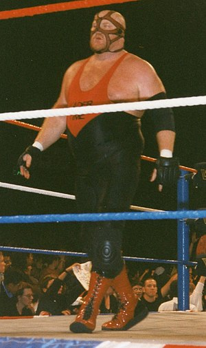 Big Van Vader - Vader in September 1997