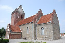 Valby Kirke 13-07-2013.JPG