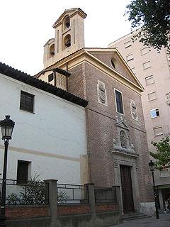Church in Castile and León, Spain