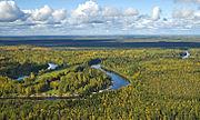 Vasyugan River, Tomsk