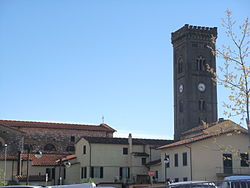 Center of Pieve a Nievole