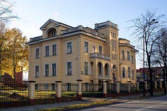 Šiauliai - Venclauskai Palace