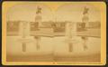 Venus and Washington Monuments, Public Garden, Boston, Mass, by Kilburn, B. W. (Benjamin West), 1827-1909.png