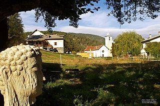 Verdaches Commune in Provence-Alpes-Côte dAzur, France