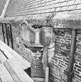 Vergaarbak oostgevel noordtransept - Dordrecht - 20061194 - RCE.jpg