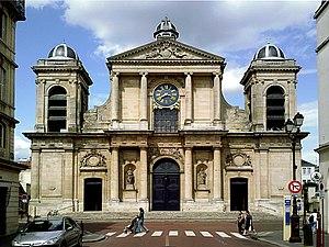 Church of Notre-Dame, Versailles - Church of Notre-Dame, Versailles