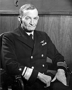 John S. McCain Sr. - Image: Vice Admiral John S Mc Cain