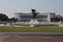 Victorious Fatherland Liberation War Museum - North Korea (10335065963).jpg
