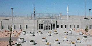 United States Penitentiary, Victorville federal prison in Victorville, California